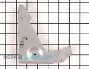 Bracket, hinge lh - Part # 583744 Mfg Part # 4372251