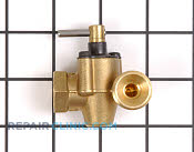Gas Shut-off Valve - Part # 1245849 Mfg Part # Y303349