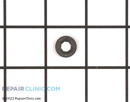Nut (OEM)  WB1X5743D - $4.70