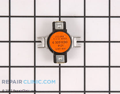 High Limit Thermostat 305169          Main Product View