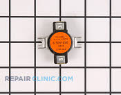 High Limit Thermostat - Part # 482884 Mfg Part # 305169