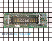Oven Control Board - Part # 755674 Mfg Part # 62681