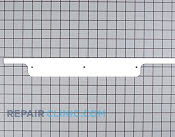 Trim door bottom ff white - Part # 295347 Mfg Part # WR17X4237