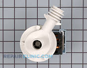 Drain Pump - Part # 771037 Mfg Part # WD19X10015