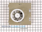 Fan Motor - Part # 1172609 Mfg Part # S97012028