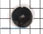 Assy,timer skirt-blac - Part # 525053 Mfg Part # 33817