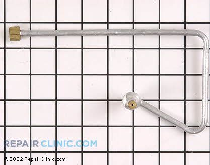Gas Tube or Connector (OEM)  WB28K186 - $37.90