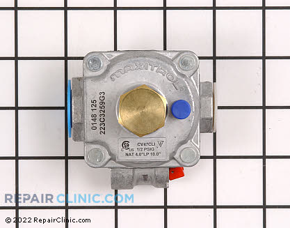 Ge Gas Pressure Regulator