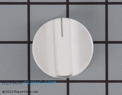 Knob-control, infinite sw ,white 316015204       Main Product View
