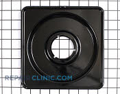 Burner Drip Pan - Part # 500430 Mfg Part # 318066901