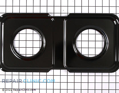 Burner Drip Pan (OEM)  WB49K5 - $42.80