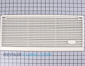 Grille, front - Part # 919881 Mfg Part # 1186217