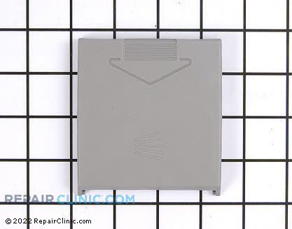 Detergent Dispenser Cover 166621 Main Product View