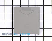 Detergent Dispenser Cover - Part # 423436 Mfg Part # 166621