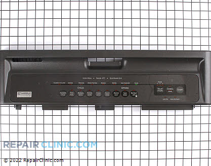 Touchpad and Control Panel (OEM)  9744497