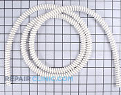 Drain tube, wire - 1/2 x 7 - Part # 816441 Mfg Part # 1601400