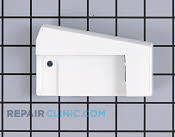 End cap right hand (white) - Part # 747854 Mfg Part # 9751039FW