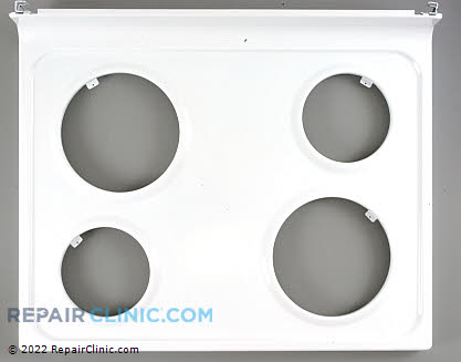 Metal Cooktop (OEM)  WB62T10008 - $68.55
