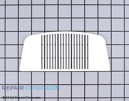 Recess Grille (OEM)  WR17X3160