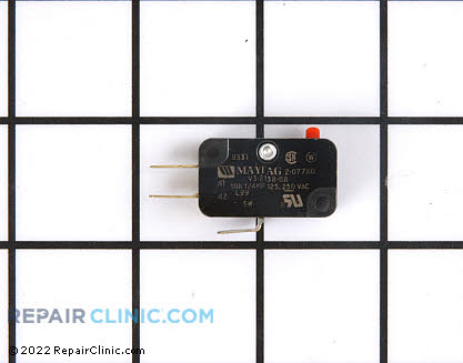 Lid Switch Assembly 207780          Main Product View