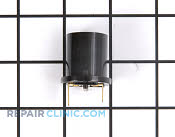 Receptacle, bulb - Part # 350307 Mfg Part # 05200135
