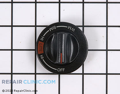Control Knob 7733P045-60 Main Product View