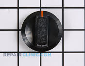 Knob, timer - Part # 340059 Mfg Part # 02330048