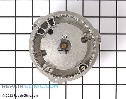 Surface Burner Base 316010601 Main Product View