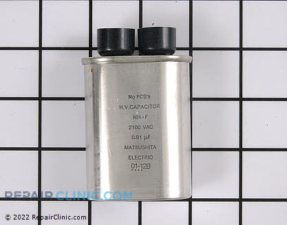High Voltage Capacitor (OEM)  WB27X10011, 254536