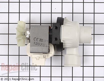 Drain Pump (OEM)  131268401
