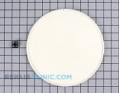 Tray, circular, oven, including tt, drive bushing - Part # 786 Mfg Part # 5303922167