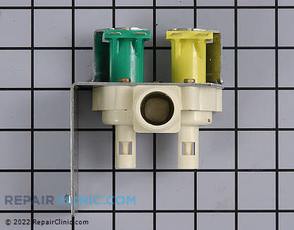 Water Inlet Valve 218720500       Main Product View