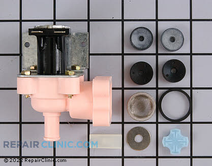 Water Inlet Valve 5300808960 Main Product View