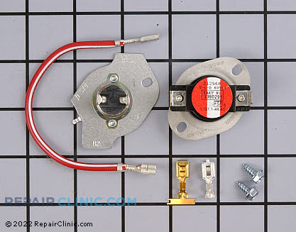 Thermal Cut Out Fuse Kit 279816          Main Product View