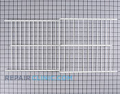 Wire Shelf - Part # 306744 Mfg Part # WR71X2086