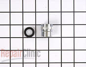 Faucet Adaptor Coupling - Part # 1638900 Mfg Part # W10254672