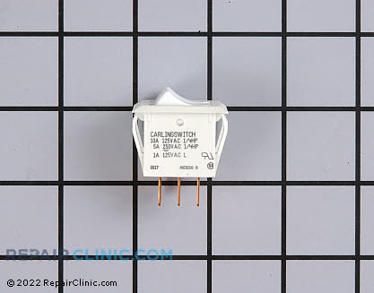 Light Switch WB23X5096       Main Product View