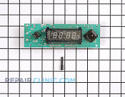 Oven Control Board - Part # 1230142 Mfg Part # W10127335