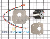 Evaporator Fan Motor - Part # 2373 Mfg Part # 482468