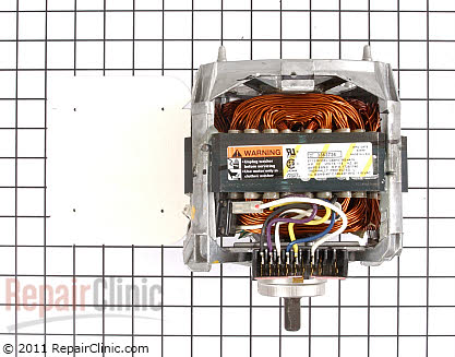 Drive Motor 661600          Main Product View
