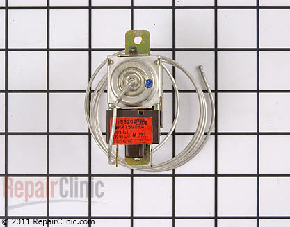 Temperature Control Thermostat (OEM)  2198202, 2299