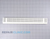 Grille-vent, white - Part # 633951 Mfg Part # 5303310931