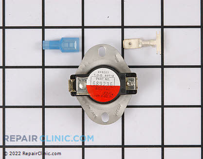 High Limit Thermostat 279080 Main Product View