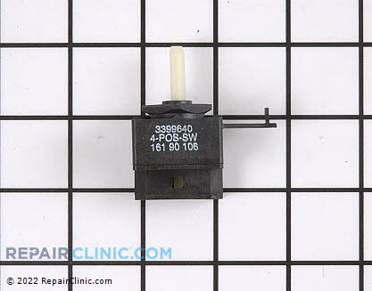 Whirlpool Dryer Selector Switch
