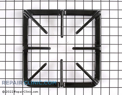 Burner Grate 316213800 Main Product View