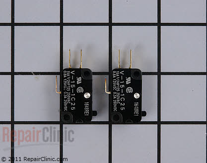 Micro Switch 4392027 Main Product View