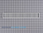 Vent Grille - Part # 1376 Mfg Part # 71001673