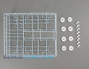 Dishrack - Part # 308 Mfg Part # 5303943135