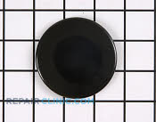 Surface Burner Cap - Part # 833006 Mfg Part # 316213500