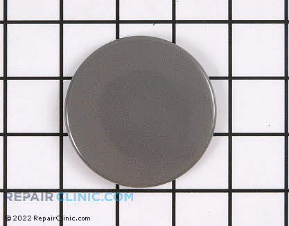 Surface Burner Cap (OEM)  316213501, 833007